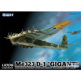 """Great Wall Hobby  G.W.H. - Messerschmitt Me 323D-1 """"Gigant"""" - 1:144"""