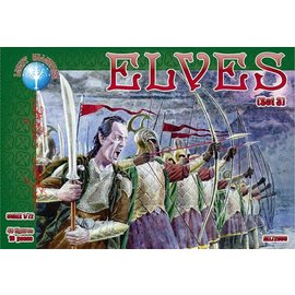 The Red Box The Red Box - Dark Alliance - Elves set 3 - 1:72