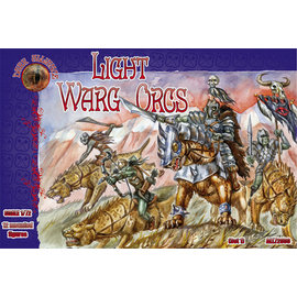 The Red Box The Red Box - Dark Alliance - Light Warg Orcs - 1:72