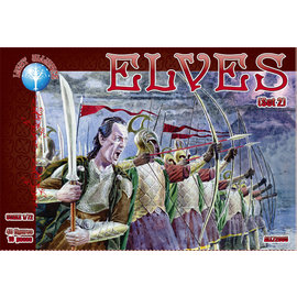The Red Box The Red Box - Dark Alliance - Elves set 2 - 1:72