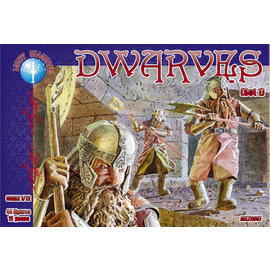 The Red Box The Red Box - Dark Alliance - Dwarves set1 - 1:72