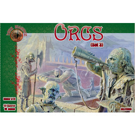 The Red Box The Red Box - Dark Alliance - Orcs Set 3 - 1:72