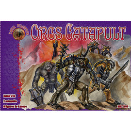 The Red Box The Red Box - Dark Alliance - Orcs Catapult - 1:72