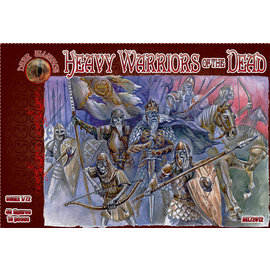 The Red Box The Red Box - Dark Alliance - Heavy Warriors of the Dead - 1:72