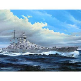 Trumpeter Trumpeter - dt. schwerer Kreuzer Prinz Eugen - 1:350