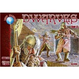 The Red Box The Red Box - Dark Alliance - Dwarves Set2 - 1:72