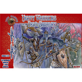 The Red Box The Red Box - Dark Alliance - Heavy Warriors of the Dead Cavalry - 1:72