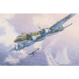 Roden Roden - Focke-Wulf Fw 200C-6 Condor - 1:144