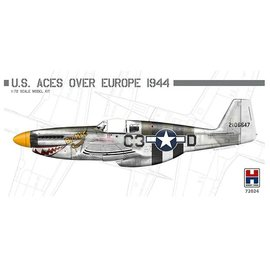 Hobby 2000 Hobby 2000 - North American P-51C Mustang - US Aces over Europe 1944 - 1:72
