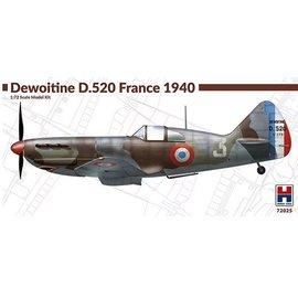 Hobby 2000 Hobby 2000 - Dewoitine D.520 France 1940 - 1:72