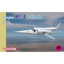 Dragon Dragon - Douglas X-3 Stiletto - 1:144