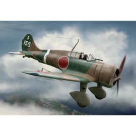 Clear Prop! Clear Prop - Mitsubishi A5M2b Claude (early version) - Expert Kit - 1:72