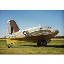 """BRENGUN Brengun - Messerschmitt Me 163B Komet """"War Prizes"""" - 1:144"""