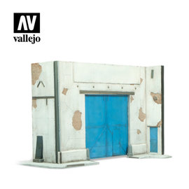 Vallejo Vallejo - Fabrik-Fassade / Factory Facade - 1:35