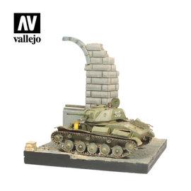 Vallejo Vallejo - Deutsche Ruine / German Ruined Building - 1:35