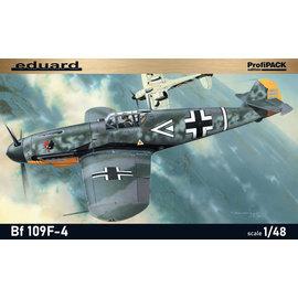 Eduard Eduard - Messerschmitt Bf 109F-4 - Profi Pack - 1:48