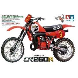 TAMIYA Tamiya - Honda CR250R Motocrosser - 1:12