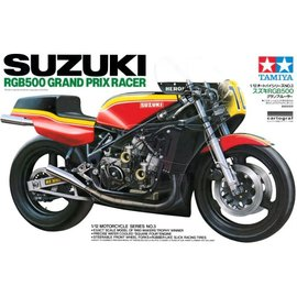 TAMIYA Tamiya - Suzuki RGB500 Grand Prix Racer - 1:12