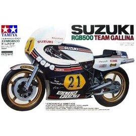 TAMIYA Tamiya - Suzuki RGB500 Team Gallina - 1:12