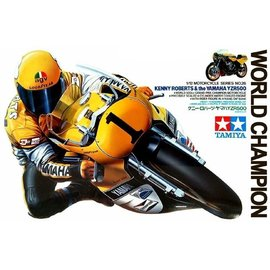 TAMIYA Tamiya - Yamaha YZR500 w/ Kenny Roberts - 1:12