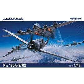 Eduard Eduard - Focke-Wulf Fw 190A-8/R2 Weekend Edition - 1:48