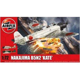 Airfix Nakajima B5N2 Kate  - 1:72