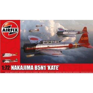 Airfix Nakajima B5N1 Kate  - 1:72