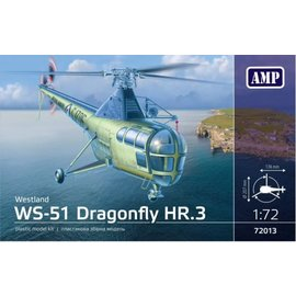 AMP AMP - Westland WS-51 Dragonfly HR.3 - 1:72