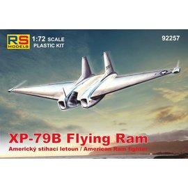 RS Models RS Models - Northrop XP-79 Flying Ram - 1:72
