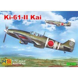 RS Models RS Models - Kawasaki Ki-61-II Kai (Prototype) - 1:72