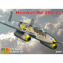 RS Models RS Model - Heinkel He 280V2 - 1:72