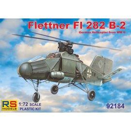 RS Models RS Model - Flettner Fl 282 B-2 - 1:72