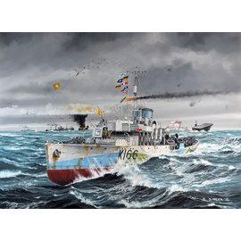 Revell Revell - HMCS Snowberry - 1:144