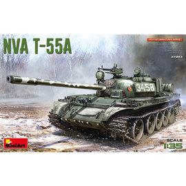 MiniArt MiniArt - sowj. KPz T-55A NVA (Nationale Volksarmee der DDR) - 1:35