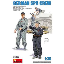 MiniArt MiniArt - German SPG Crew - 1:35
