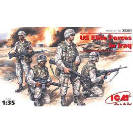 ICM ICM - US Elite Forces in Iraq - 1:35