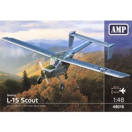 AMP AMP - Boeing L-15 Scout - 1:48