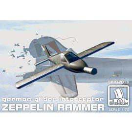 """BRENGUN Brengun - Zeppelin """"Rammer"""" - 1:72"""