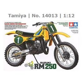 TAMIYA Tamiya - Suzuki RM250 Motocrosser - 1:12