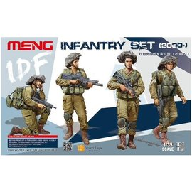 MENG MENG - IDF Infantry Set (2000-) - 1:35