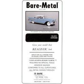 Bare Metal Foil Bare Metal Foil - Black Chrome