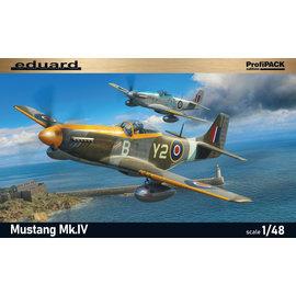 Eduard Eduard - North American Mustang Mk. IV - Profipack - 1:48