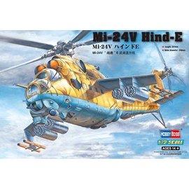"""HobbyBoss HobbyBoss - Mil Mi-24V """"Hind E"""" - 1:72"""