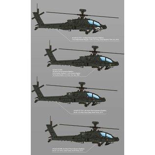 Academy US Army Boeing AH-64D Block II Late version - 1:72