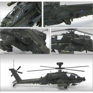 "Academy British Army Boeing AH-64D ""Afghanistan"" - 1:72"
