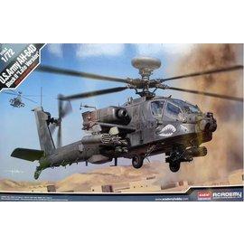 Academy Academy - US Army Boeing AH-64D Block II Late version - 1:72