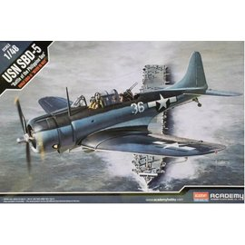 "Academy Academy - Douglas SBD-5 Dauntless ""Battle of the Philippine Sea"" - 1:48"