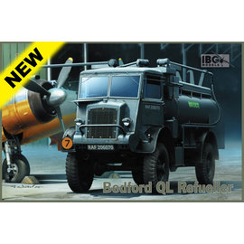 IBG Models IBG - Bedford QL Refueller - 1:35