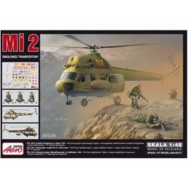 Aeroplast Aeroplast - Mil Mi-2T Hoplite - 1:48