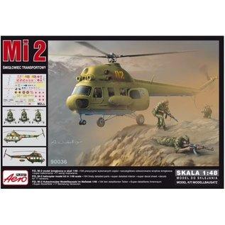 Aeroplast Mil Mi-2T Hoplite - 1:48
